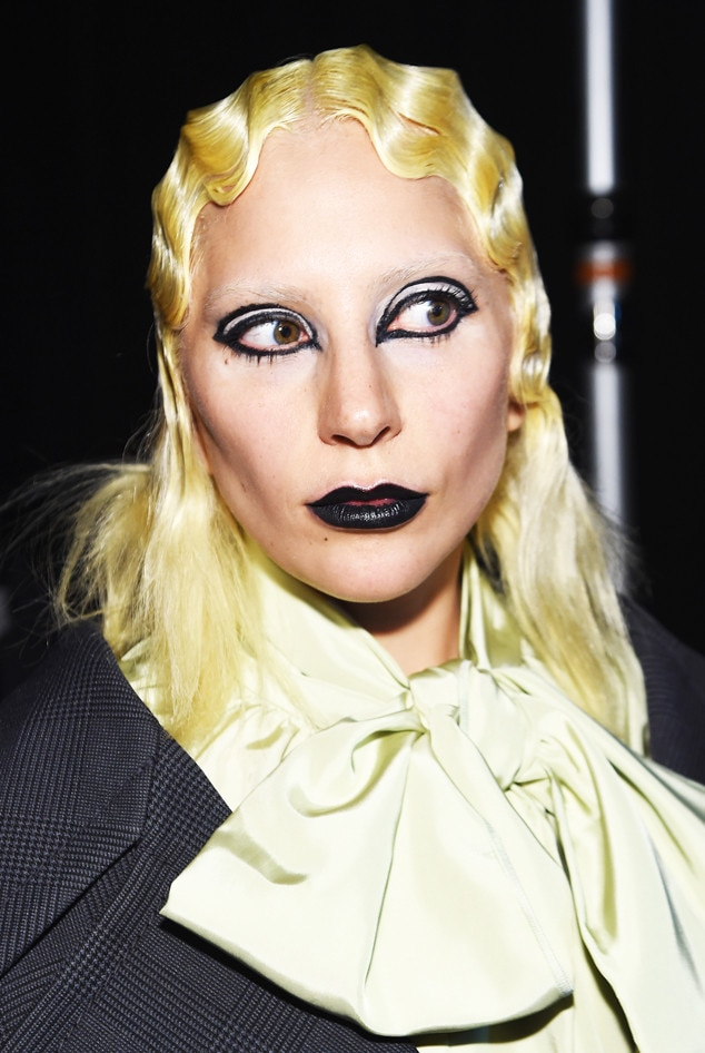Lady Gaga, Marc Jacobs NYFW Lady Gaga