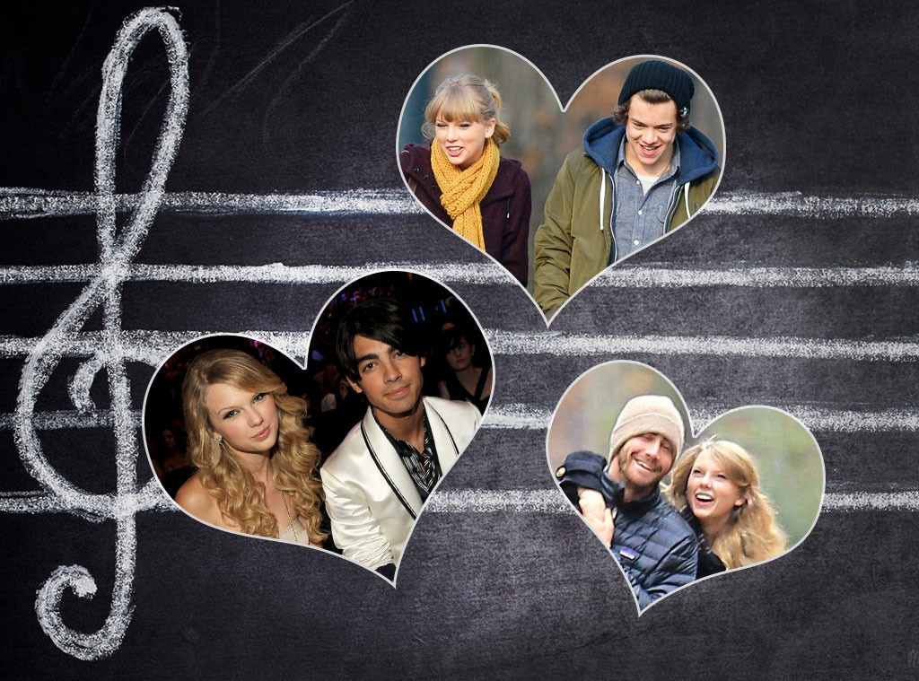 Taylor Swift, Relationship Clues