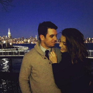 Ashlee Holmes, Pete Malleo, Engagement