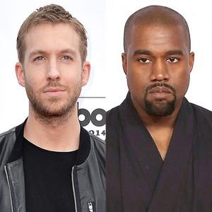 Calvin Harris, Kanye West
