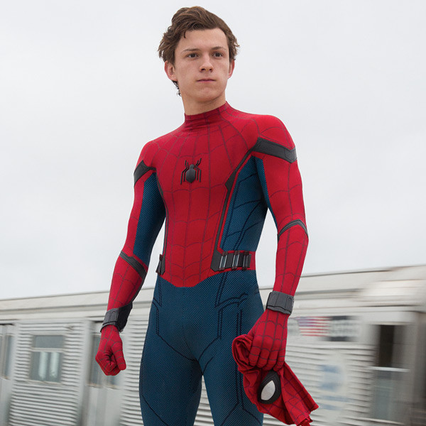 Tom Holland, Spider-Man: Homecoming