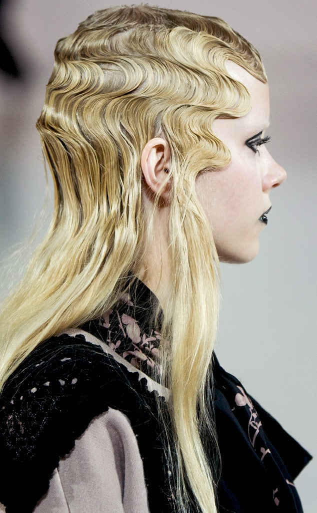 Marc Jacobs From Hair Trends We Love From New York Fashion Week Fall 2016 E News