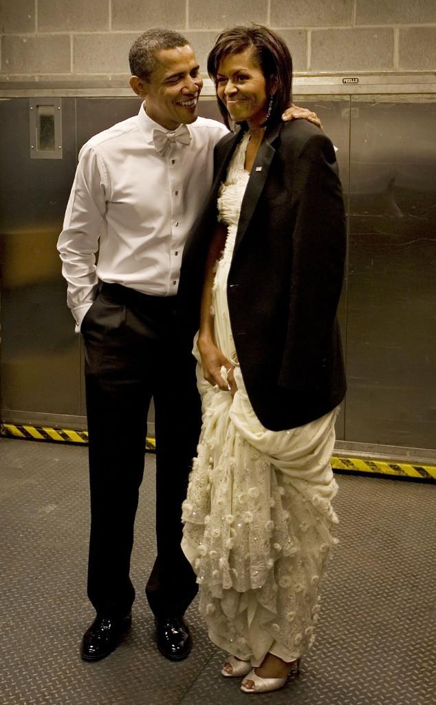 ESC: Barack Obama, Michelle Obama