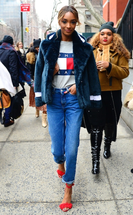 ESC: 90's Fashion, Jourdan Dunn