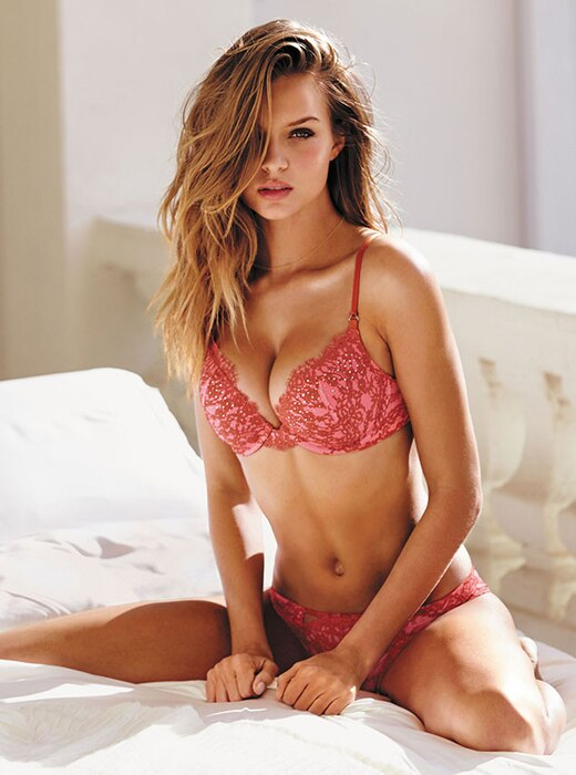 Josephine Skriver, Victoria's Secret Ad