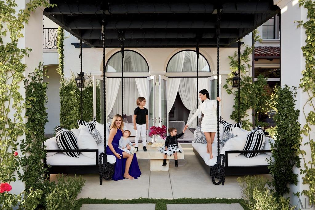 Architectural Digest, Khloe Kardashian, Khloe Kardashian