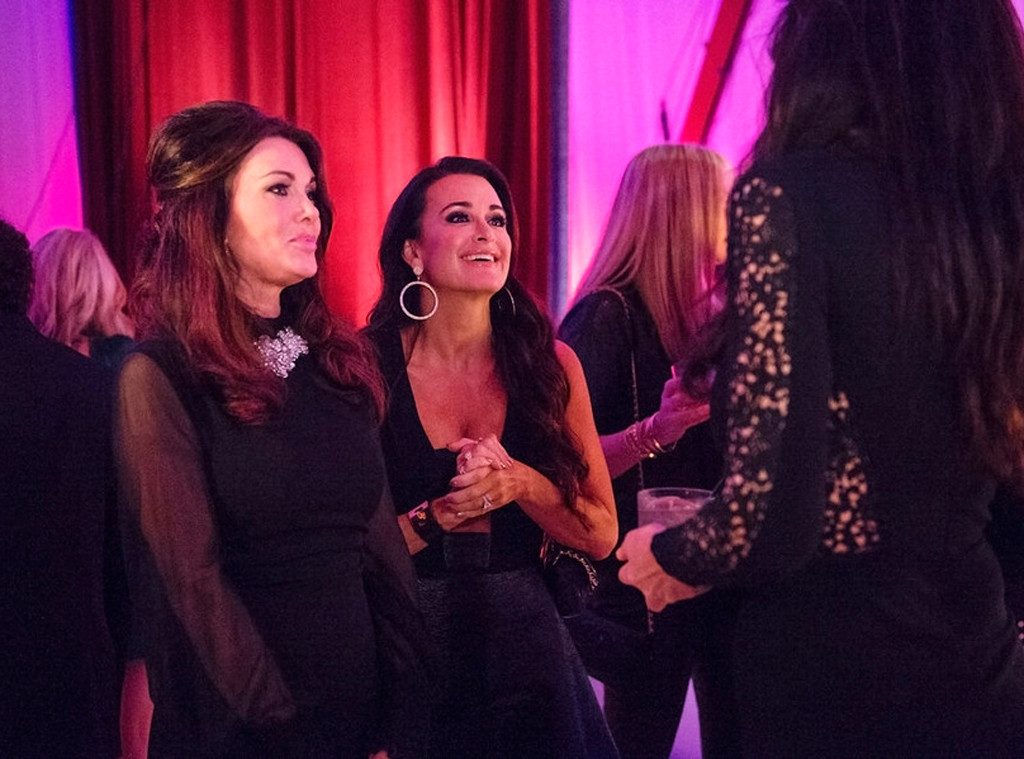 Lisa Vanderpump, Kyle Richards, Real Housewives of Beverly Hills