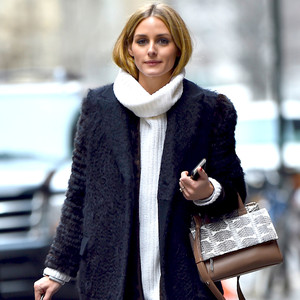 Olivia Palermo, ESC: Oversize Sweaters