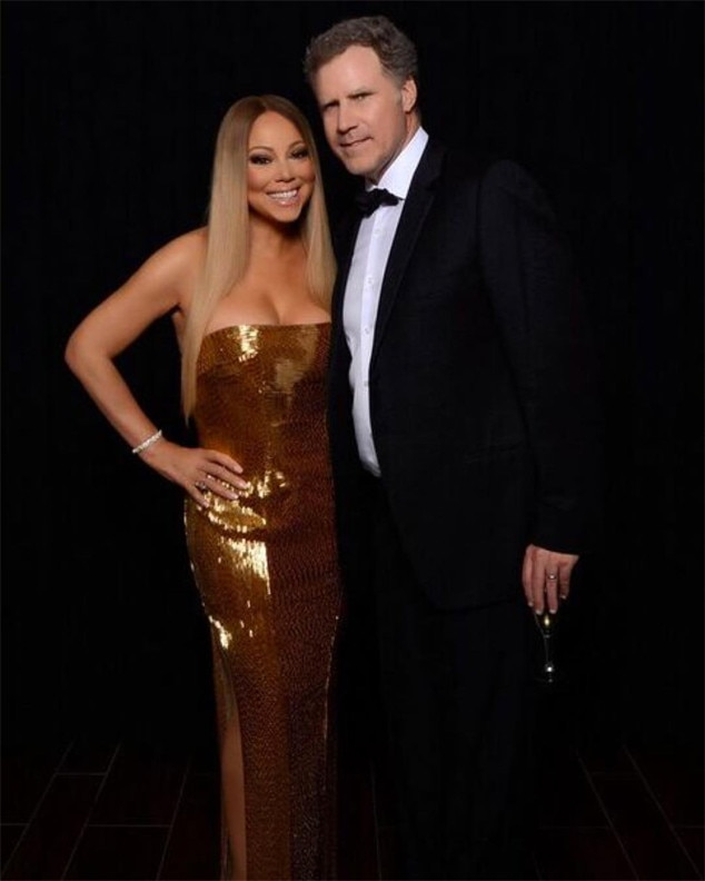 Mariah Carey, Will Ferrell