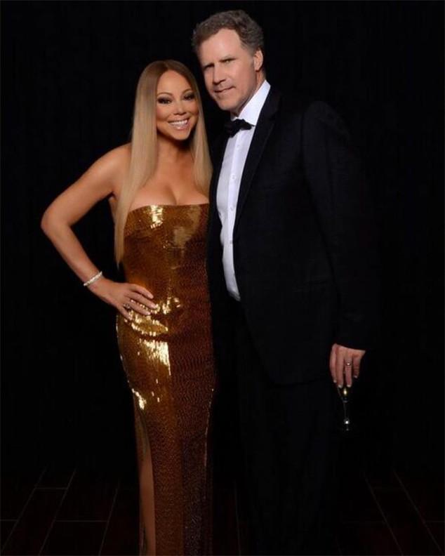 Mariah Carey, Will Ferrell