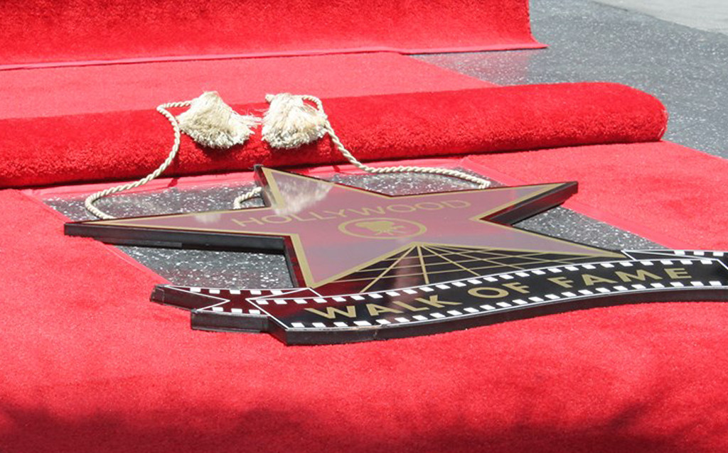 Los Angeles, Hotspots, Hollywood Walk of Fame