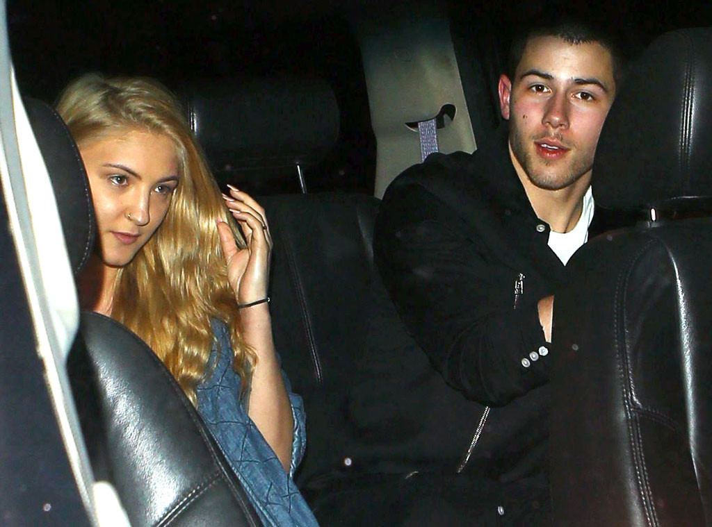 Nick Jonas, Mystery Woman