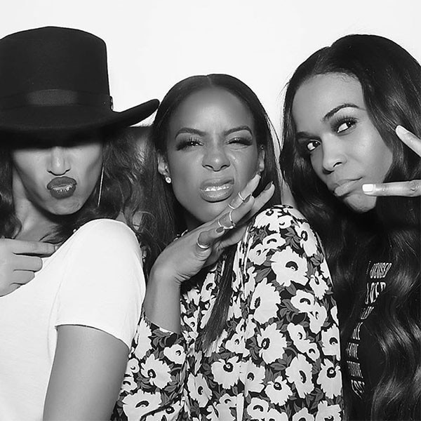 Kelly Rowland, Instagram