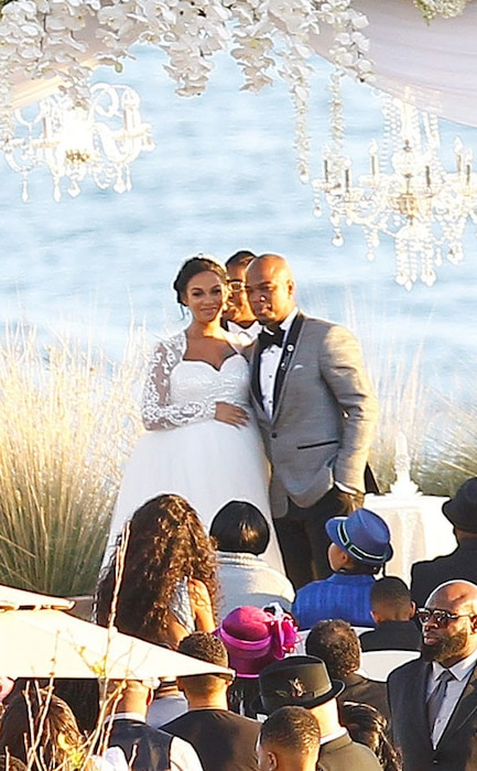 Ne-Yo, Crystal Renay, Wedding