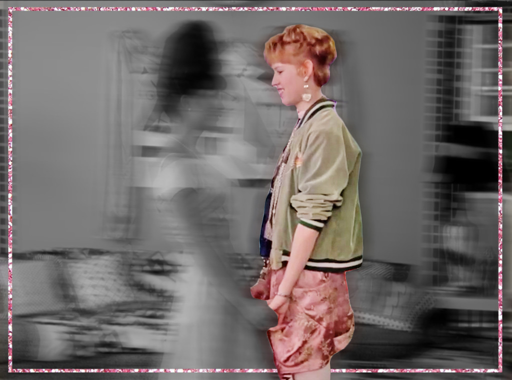 Pretty in Pink, 30th Anniversary, Outfits