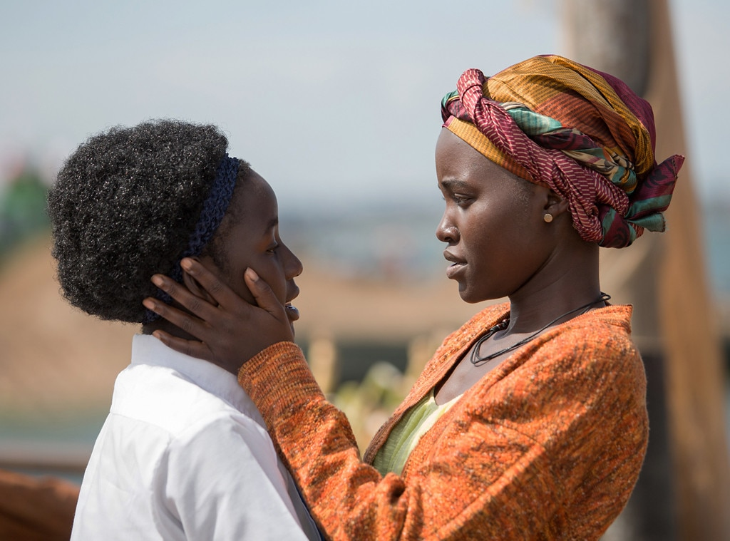 Lupita Nyong'o, Madina Nalwanga, Queen of Katwe