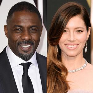 Idris Elba, Jessica Biel