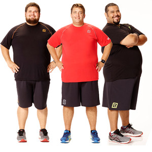 Colby, Stephen, Roberto, The Biggest Loser