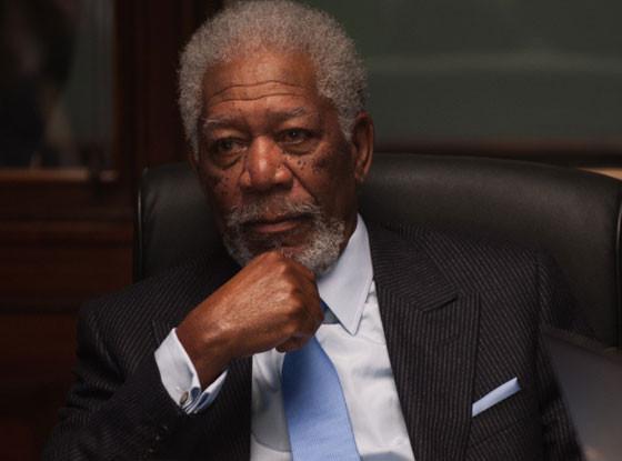 Morgan Freeman, London Has Fallen