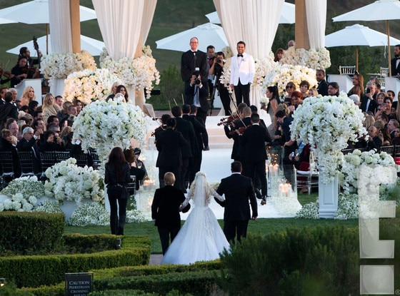 Justin Simpson, Sydney Simpson, Casey Reinhardt, Sean Brown, Wedding, Exclusive