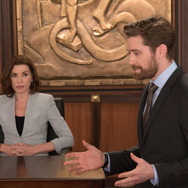 The Good Wife, Matthew Morrison