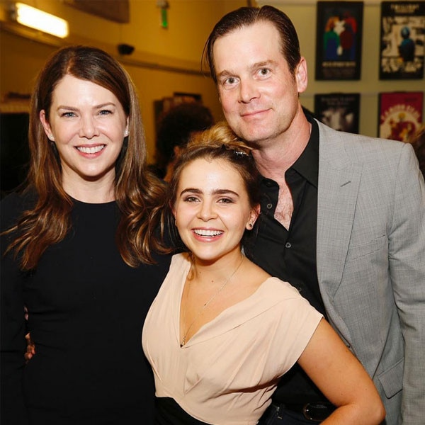 Lauren Graham, Peter Krause, Mae Whitman