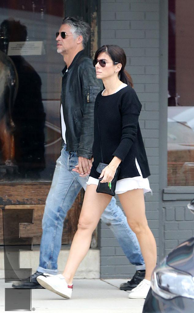 Sandra Bullock And Boyfriend Bryan Randall Enjoy A Weekend Getaway Details About Their Love