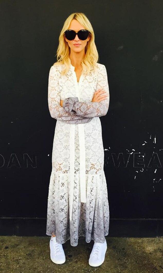 Zanna Roberts Rassi, Street Style