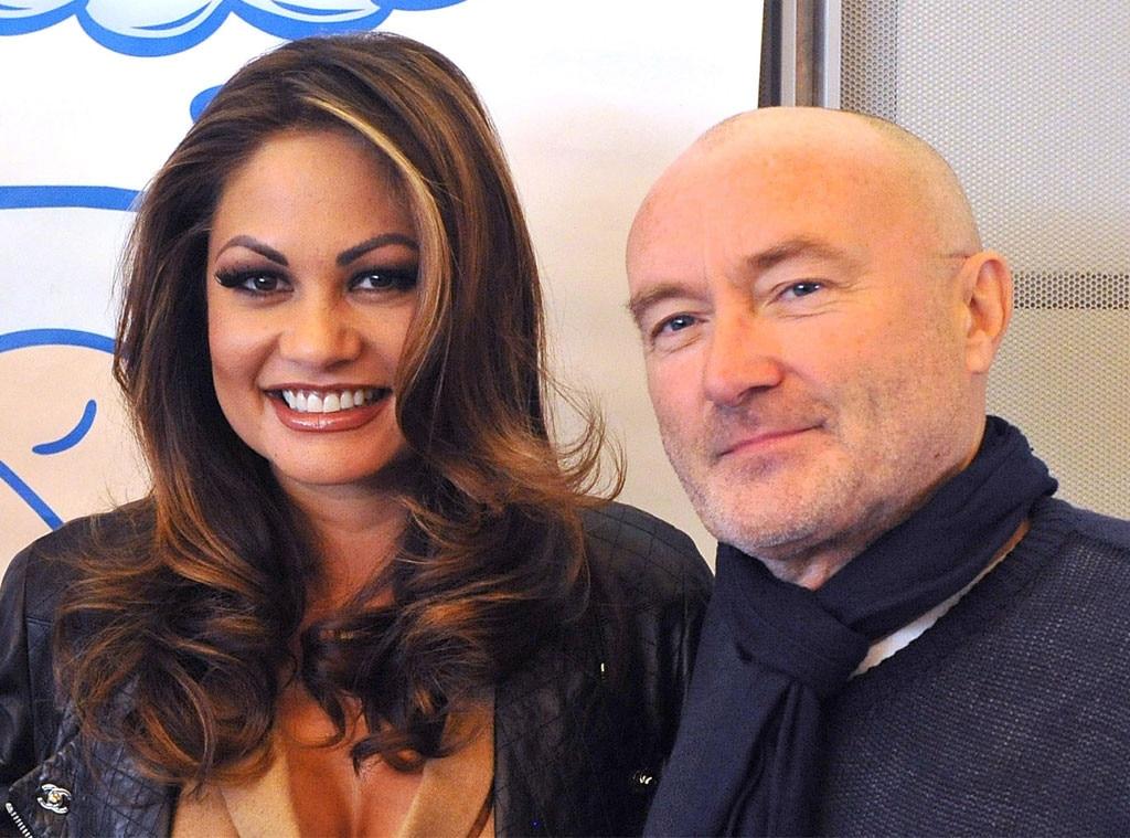 Orianne Collins, Phil Collins