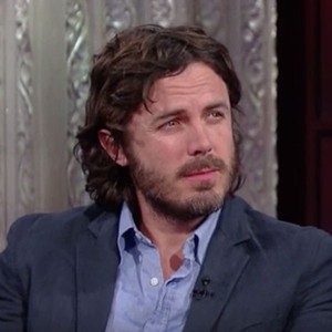 Casey Affleck, The Late Show, Stephen Colbert