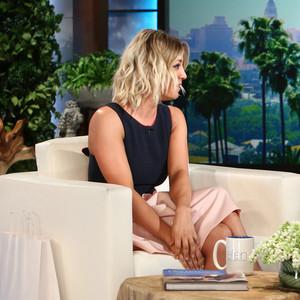Kaley Cuoco, Ellen DeGeneres