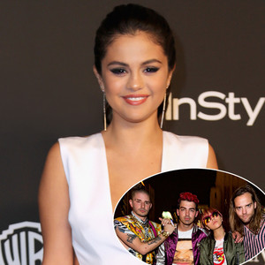 DNCE, Selena Gomez