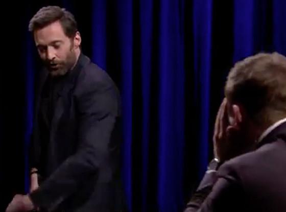 Hugh Jackman, The Tonight Show