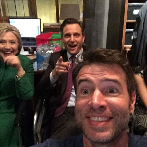 Scandal, Hillary Clinton