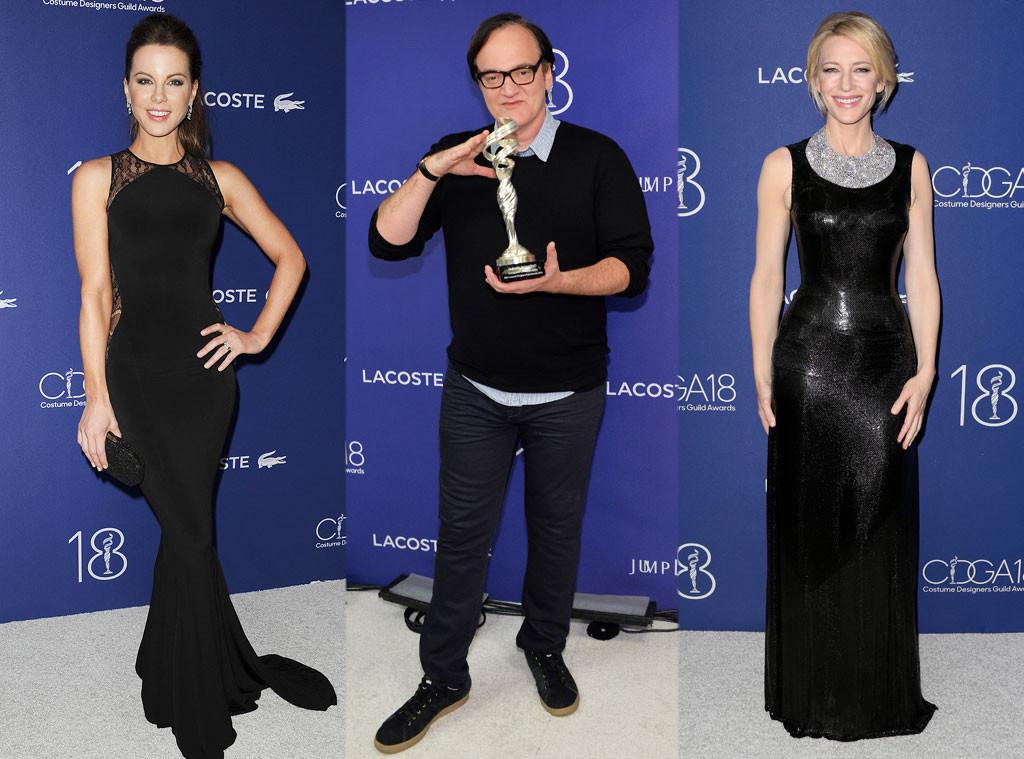 Kate Beckinsale, Quentin Tarantino, Cate Blanchett