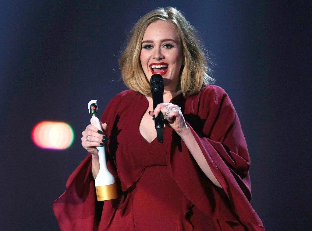 Adele, BRIT Awards, Winner