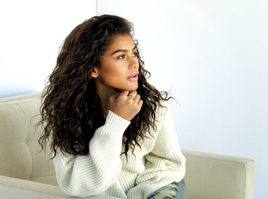 Zendaya Hairstyles : Zendayas New Gig Will Give You Major Hair Envy E! News