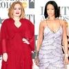 Adele, Rihanna, BRIT Awards
