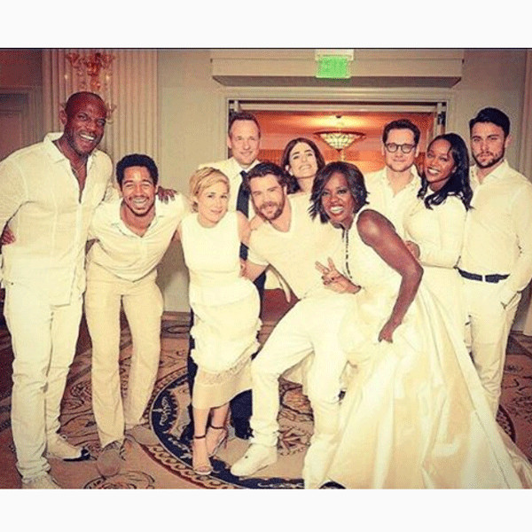 17 Best Images About How To Get Away With Murder Fans On: The Best Photo From Viola Davis' Vow Renewal Involves Her