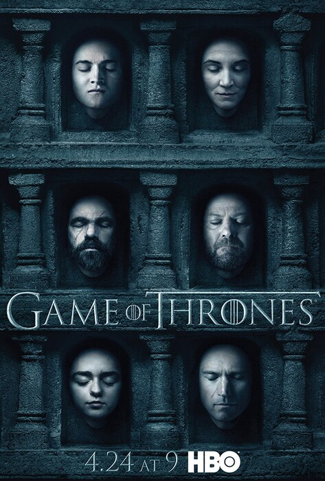 Game of Thrones, Game of Thrones season 6 poster