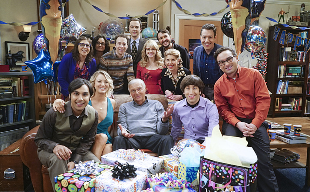 Big Bang Theory, 200th episode