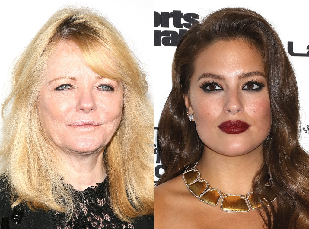 Ashley Graham, Cheryl Tiegs