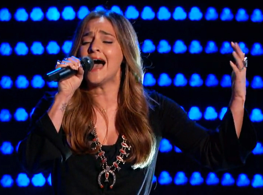 The Voice, Alisan Porter