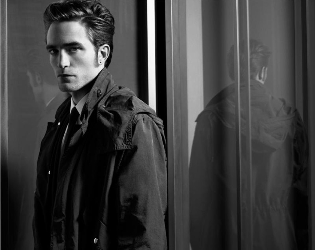 Robert Pattinson, Dior Homme Autumn 2016
