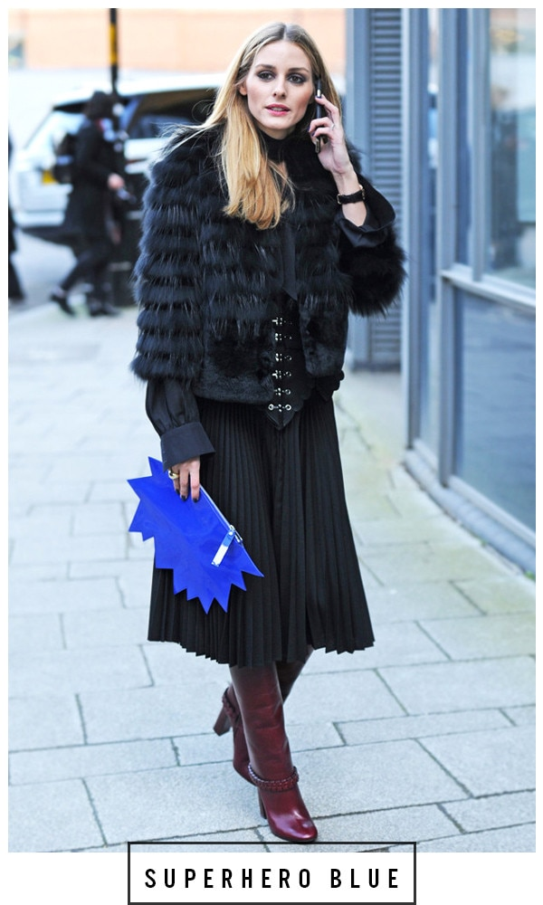 ESC: 5 Days 5 Ways, Olivia Palermo
