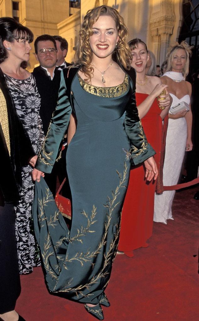 Kate Winslet, Oscars 1998