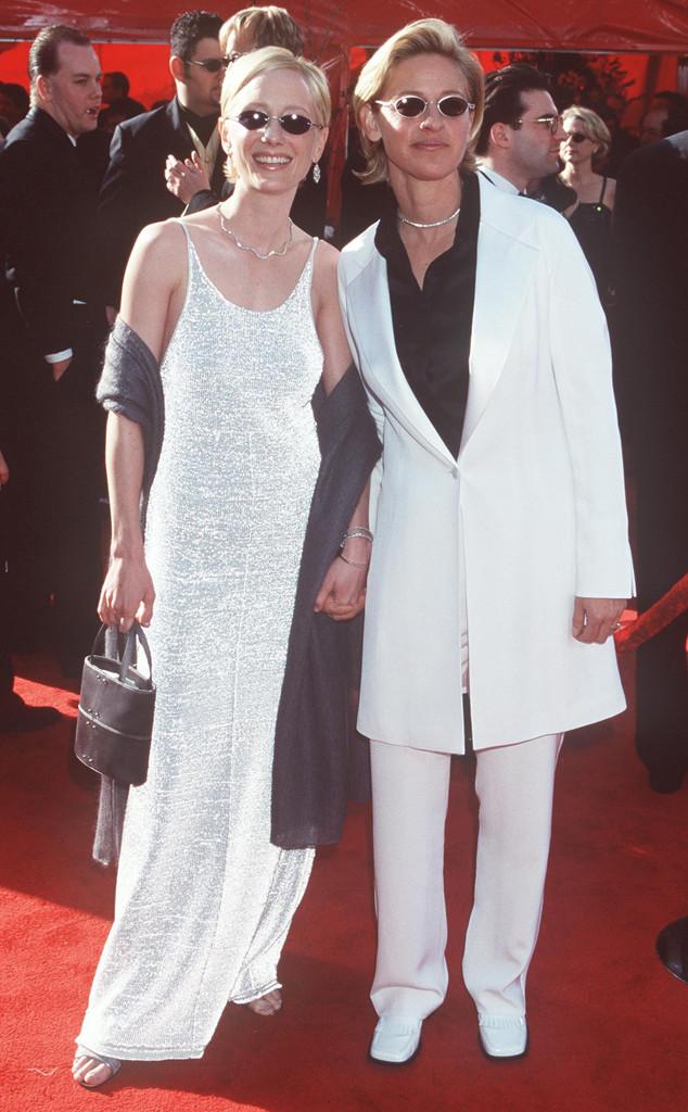 Anne Heche & Ellen DeGeneres from '90s Couples You ...