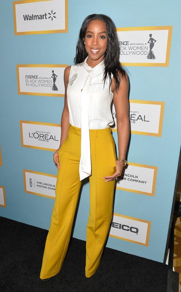 Kelly Rowland, 2016 ESSENCE Black Women In Hollywood awards luncheon