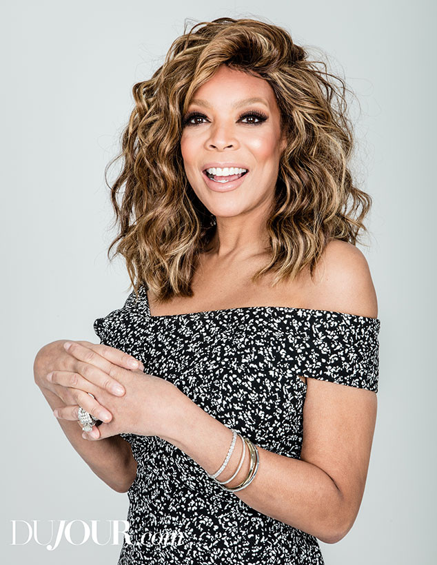 Wendy Williams, DuJour Magazine, Spring 2016