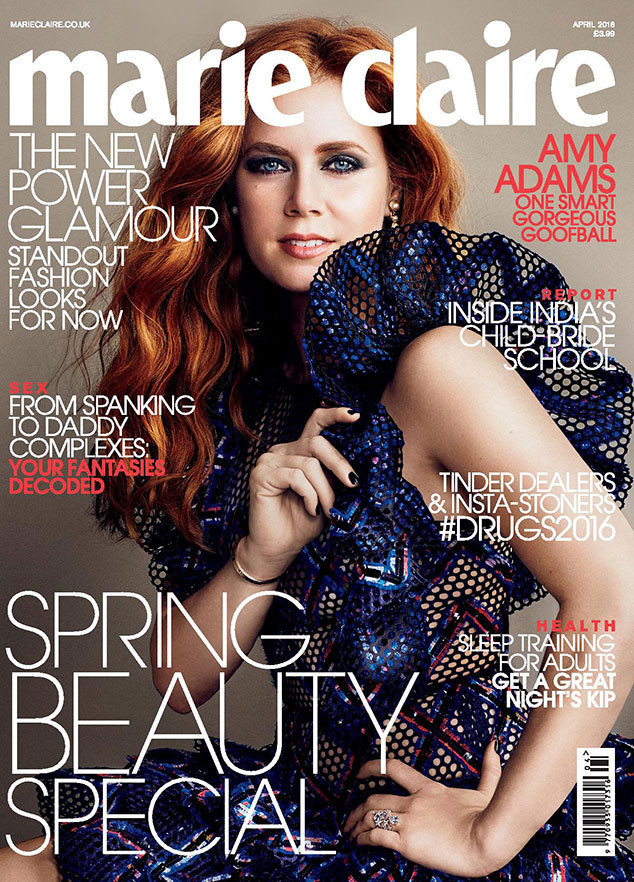 Amy Adams, Marie Claire UK